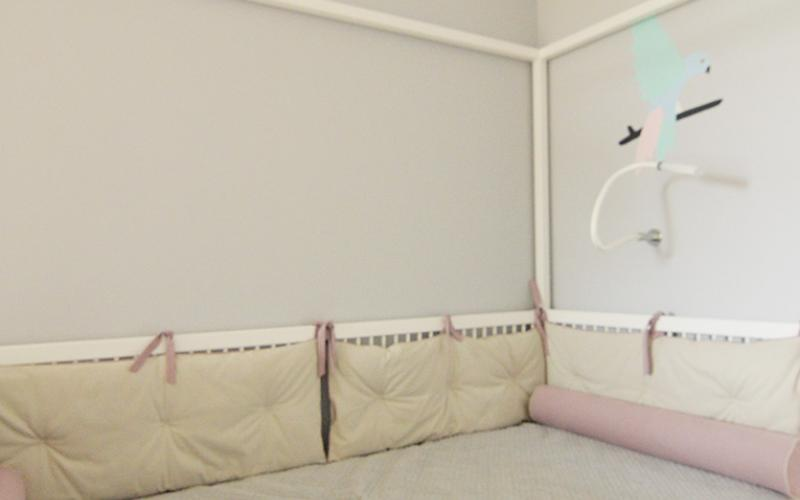 Poduszki ozdobne w pokoju dziecięcym